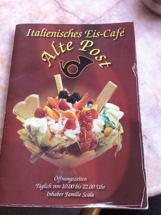 Eiscafe Alte Post 3 Bewertungen Bad Eilsen Buckeburger Str
