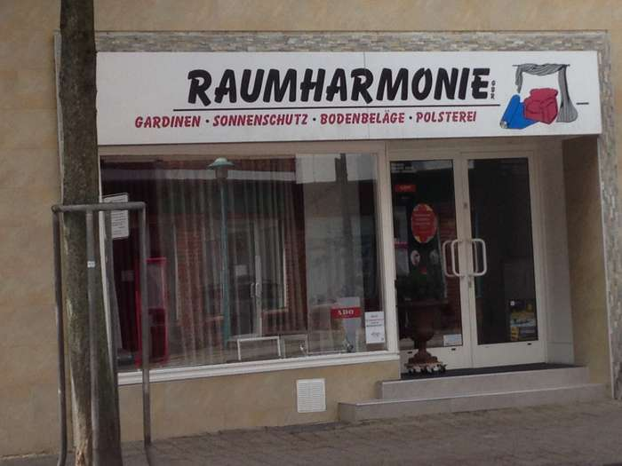 raumharmonie raumausstatter 1 foto hameln innenstadt bahnhofstr golocal. Black Bedroom Furniture Sets. Home Design Ideas