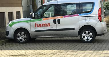 Hama GmbH & Co. KG in Monheim in Schwaben