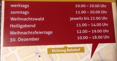 Weihnachtsmarkt Goslar in Goslar
