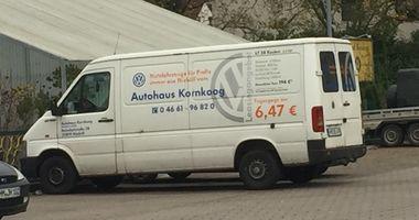 Autohaus Kornkoog GmbH & Co. KG in Niebüll