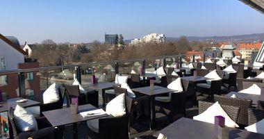 "Restaurant, Bar & Lounge ""Monopol"" in Hameln"