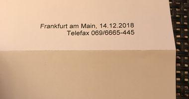 equensWorldline GmbH in Frankfurt am Main