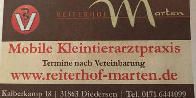 Mobile Kleintierarztpraxis in Coppenbrügge