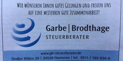 Garbe & Brodthage Steuerberatungsgesellschaft mbH Steuerberater in Hannover