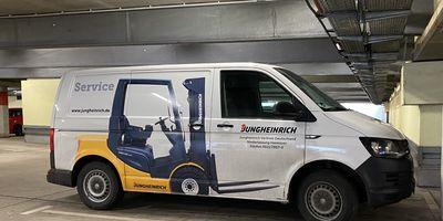 Jungheinrich AG Gabelstapler in Godshorn Stadt Langenhagen
