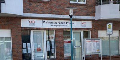 SoVD Sozialverband Deutschland e.V. Kreisverband Hameln Pyrmont Sozialberatung in Hameln