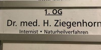 Dr. med. H. Ziegenhorn in Hameln