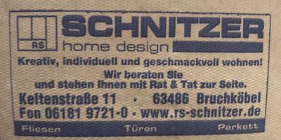 RS Schnitzer home design in Bruchköbel