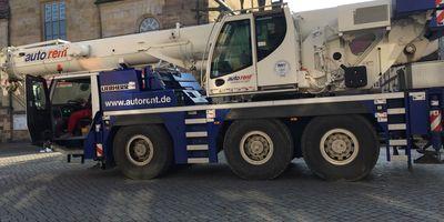 Autorent Kranvermietung Abschleppdienst und Autovermietung in Minden in Westfalen