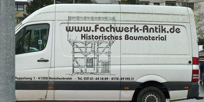 Fachwerk Antik GmbH Baumaterialhandel in Korschenbroich