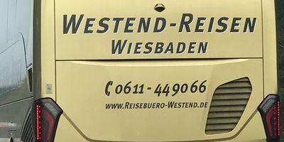 Westend-Reisen in Wiesbaden