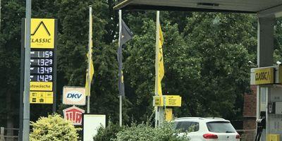CLASSIC Tankstelle in Rotenburg (Wümme)