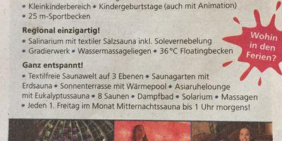 Westfalen-Therme in Bad Lippspringe