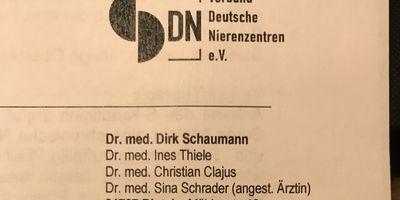 Dr. Ines Thiele, Dr. Dirk Schaumann in Rinteln