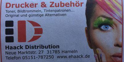 Haack Distribution Bürobedarf in Hameln