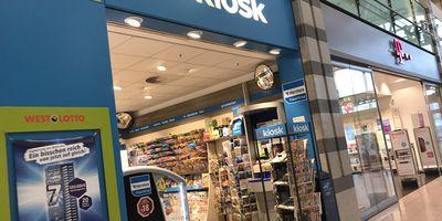 k kiosk in Bad Oeynhausen