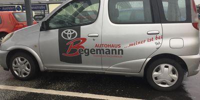 Begemann GmbH KFZ-Werkstatt in Bad Pyrmont