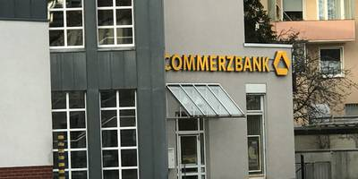 COMMERZBANK AG in Hildesheim