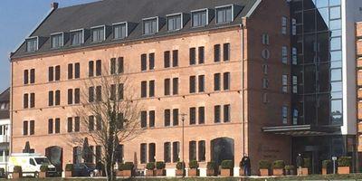 Hotel Hafenspeicher in Leer in Ostfriesland