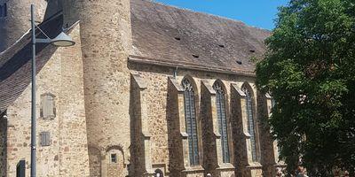Kloster Möllenbeck und Hofgarten in Rinteln