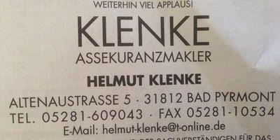 Klenke Helmut Versicherungsmakler in Bad Pyrmont