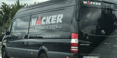 Wacker Messemontagen in Ahrensburg