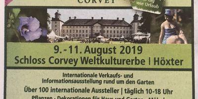 Corvey Schloß Museum Kulturkreis in Höxter
