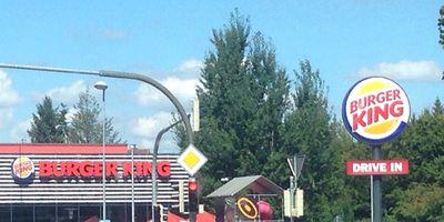 Burger King in Rotenburg (Wümme)