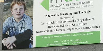 PFI Pädagogisches Förderinstitut in Hildesheim