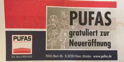 Pufas Werk KG in Hann. Münden