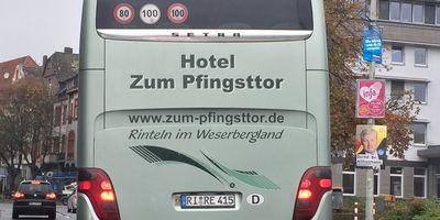 Zum Pfingsttor in Friedrichswald Stadt Rinteln