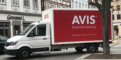 AVIS Autovermietung GmbH & Co. KG in Frankfurt am Main