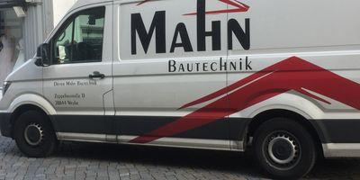 Mahn, Dieter Bautechnik Bauunternehmen in Weyhe bei Bremen