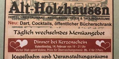 Hotel Alt-Holzhausen in Bad Pyrmont