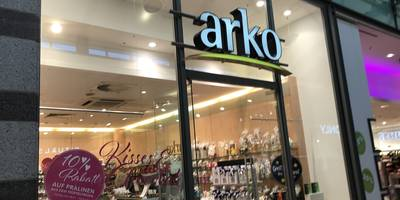 arko GmbH, Filiale Werre-Park Kaffeeladen in Bad Oeynhausen