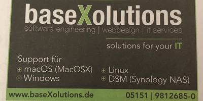 basexolutions in Emmerthal