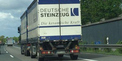 Deutsche Steinzeug Cremer & Breuer AG in Witterschlick Gemeinde Alfter