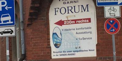 Hotel Garni Forum in Hameln