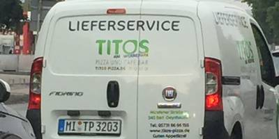 Titos Pizza und Café Bar in Bad Oeynhausen