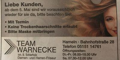 Team Warnecke in Hameln