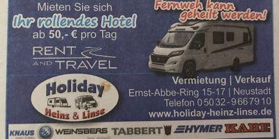 Holiday Heinz & Linse GmbH & Co. KG in Neustadt am Rübenberge