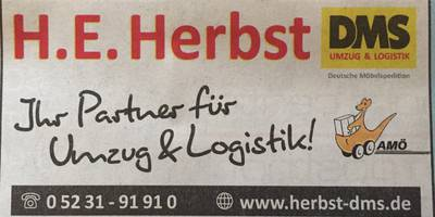 H.E. Herbst GmbH & Co. in Detmold