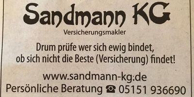 Sandmann KG in Hameln