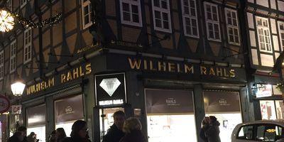 Rahls Wilhelm, Inh. Rudolf Stammen in Celle