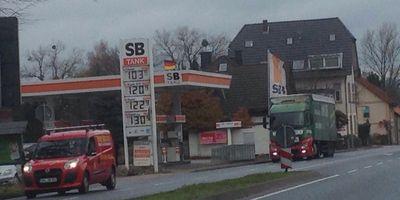 SB-Tankstelle Hasperde in Bad Münder am Deister