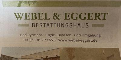 Bestattungshaus Webel & Eggert oHG in Bad Pyrmont