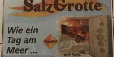 SalzGrotte in Bad Pyrmont