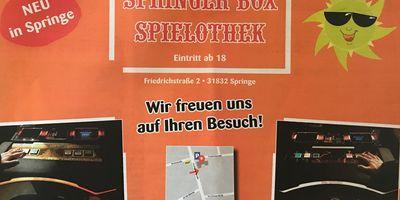 Springer Box Spielothek in Springe