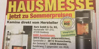 Hark GmbH & Co. KG Kamin- und Kachelofenbau in Duisburg